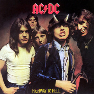 Highway To Hell - ACDC - Drum Sheet Music
