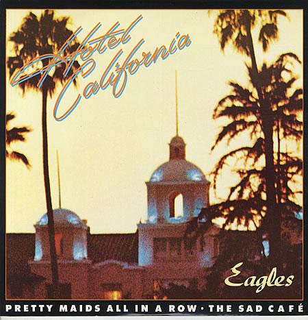 Hotel California - Eagles- Drum Sheet Music