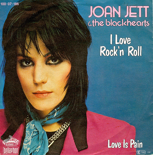 I Love Rock And Roll – Joan Jett & the Blackhearts – Drum ...