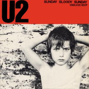 Sunday Bloody Sunday - U2 - Drum Sheet Music