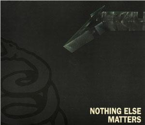 Nothing Else Matters - Metallica - Drum Sheet Music