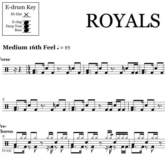 Royals – Lorde