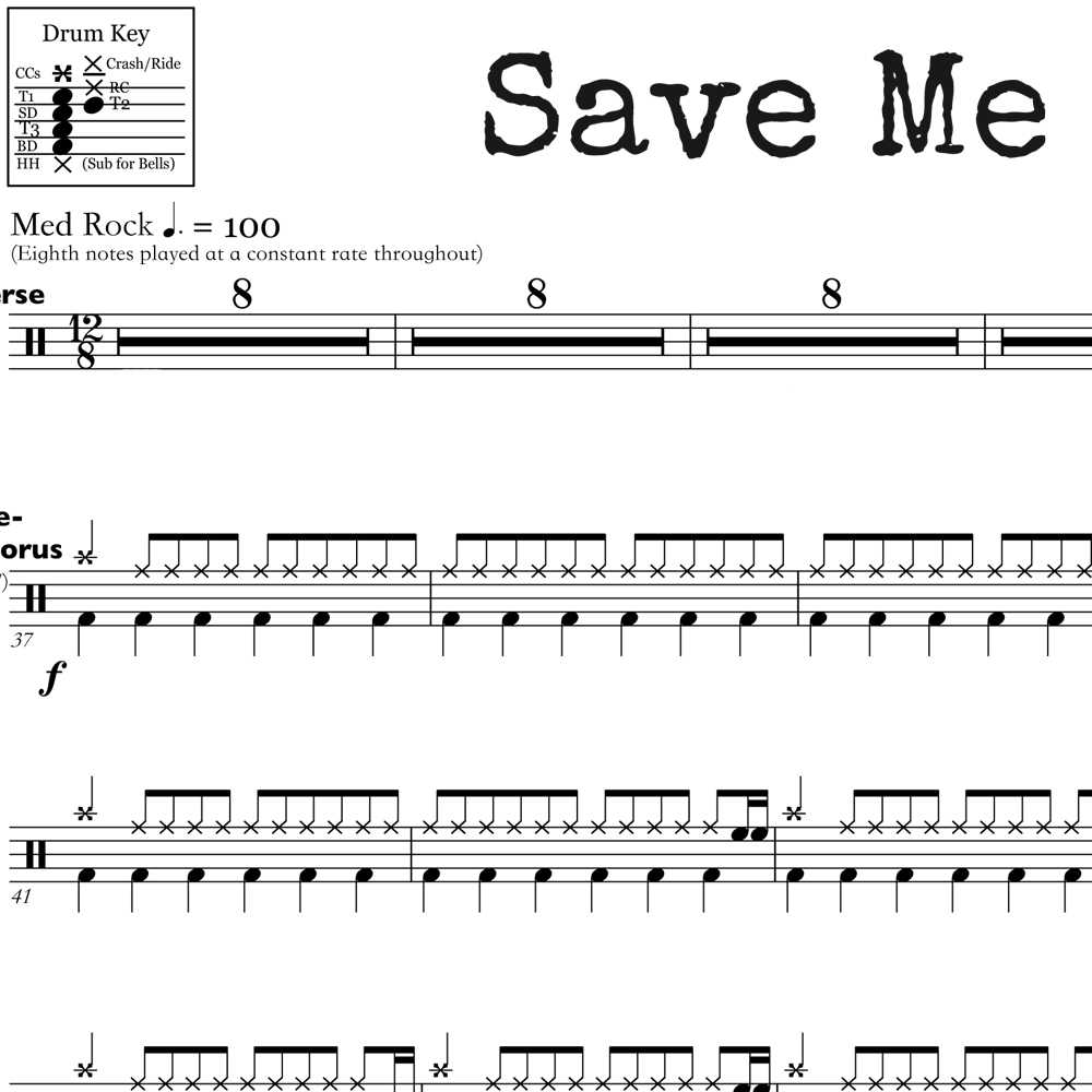 Save Me - Muse