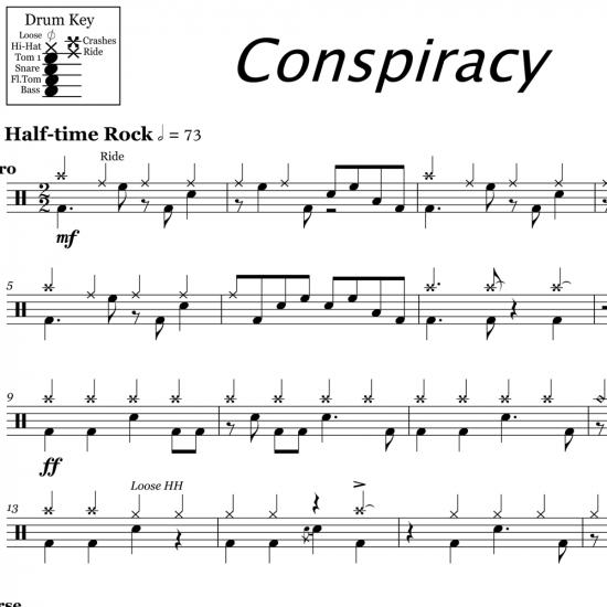 Conspiracy - Paramore