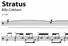 sheets on stratus billy cobham