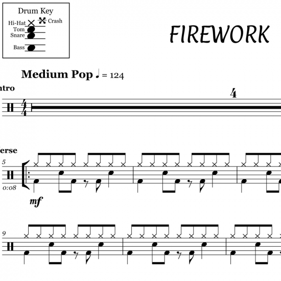 Firework – Katy Perry