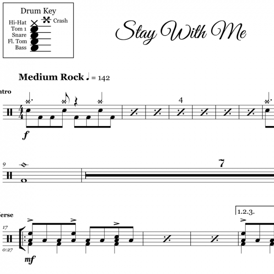 Stay With Me – You Me at Six
