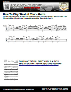 Best of You - Outro - Excerpt
