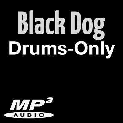 Black Dog - Led Zeppelin - Drum Audio Pack