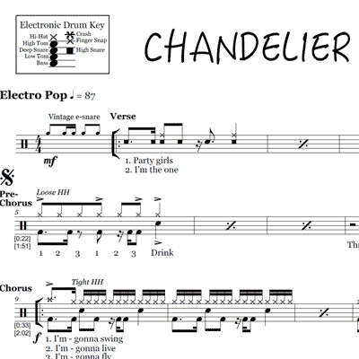 Sheet Music | Product categories | OnlineDrummer.com | Page 4