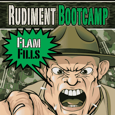 Rudiment Bootcamp: Flam Fills - Ebook