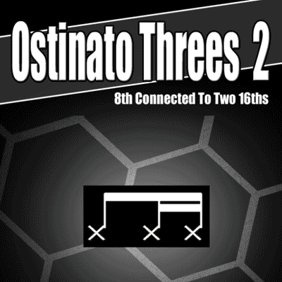 Ostinato Threes - Part 2 - Ebook