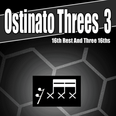 Ostinato Threes - Part 3 - Ebook