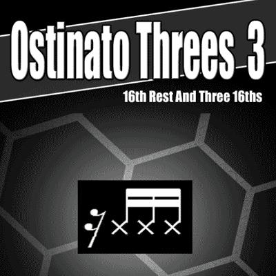 Ostinato Threes - Part 3 - Ebook
