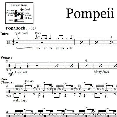thumb piano sheet music
