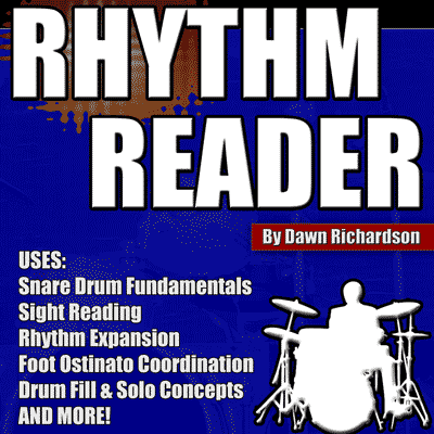 Rhythm Reader - Ebook + Audio