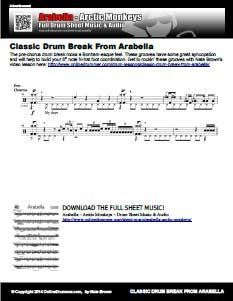 Arabella - Pre-chorus - Excerpt