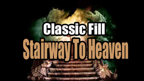 Rock On Wednesdays Poetry Analysis - Stairway to Heaven by Led Zeppelin