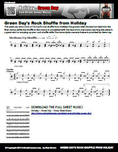 Holiday by Green Day - Excerpt