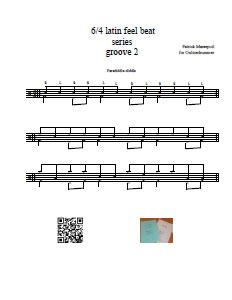 6/4 Latin Feel Beats - Lesson 2
