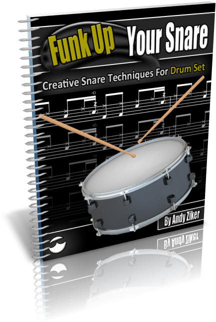 Funk Up Your Snare – Ebook
