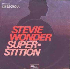 Superstition – Stevie Wonder