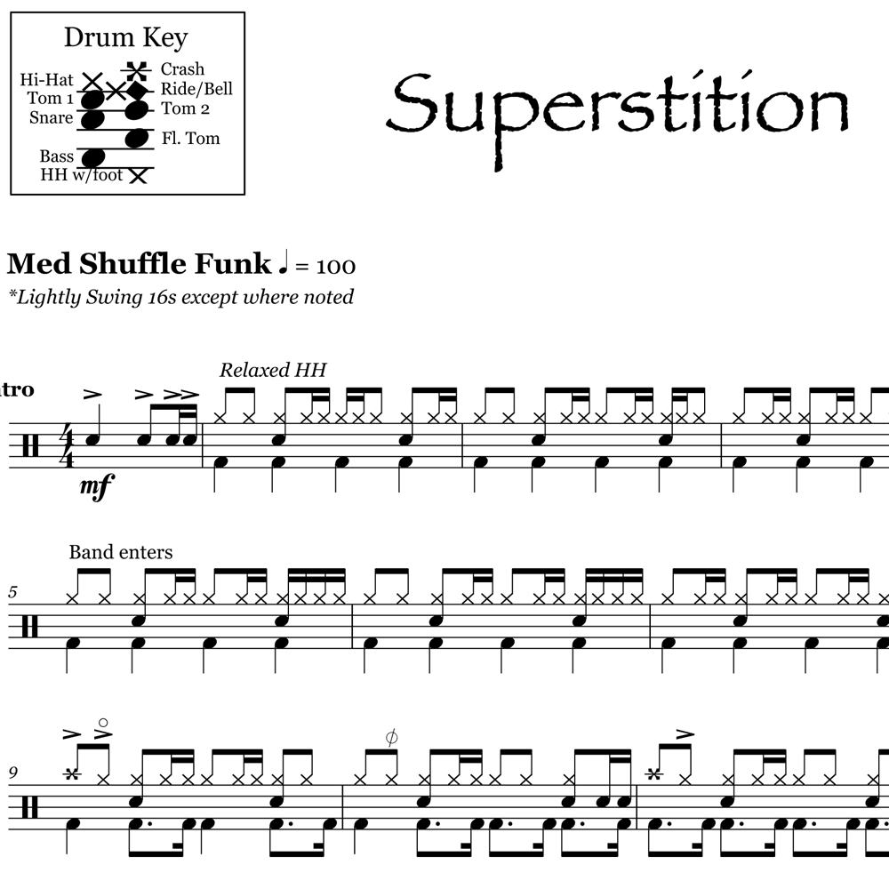 Superstition Groove