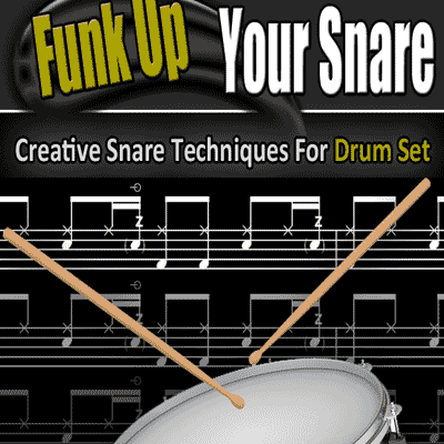 Funk Up Your Snare - Ebook