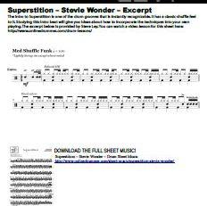 stevie wonder – OnlineDrummer com