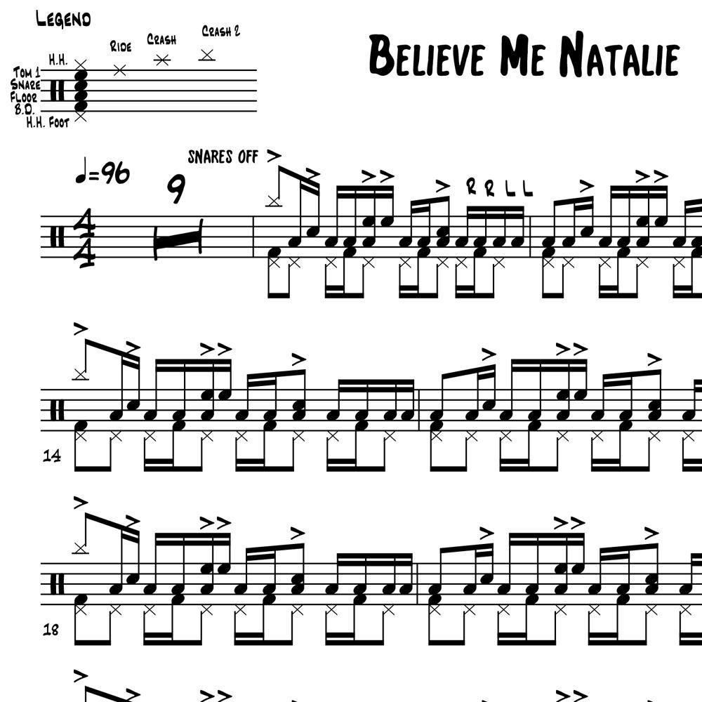 Believe Me Natalie - The Killers