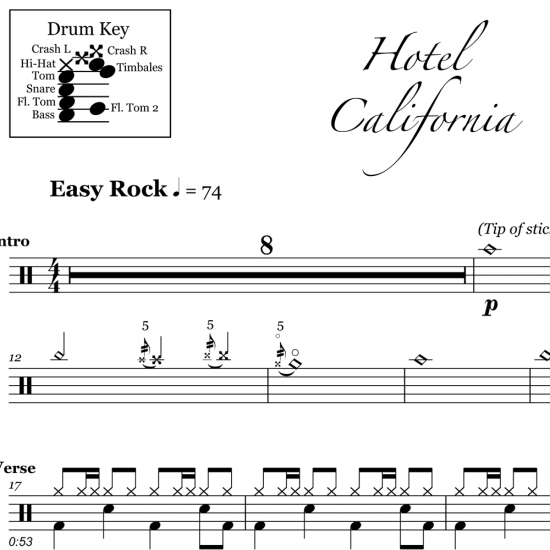 Hotel California - Eagles