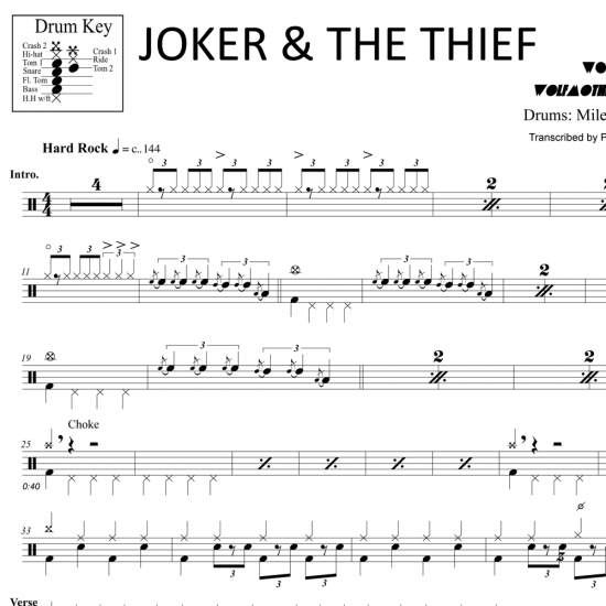Joker & The Thief – Wolfmother