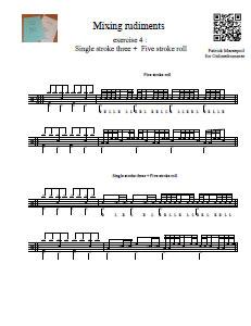 Mixing Rudiments - Exercise 4