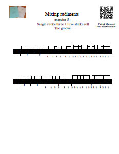 Mixing Rudiments - Exercise 5
