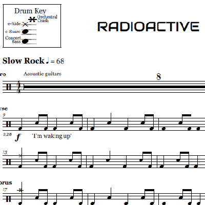 Drum drum tabs sweet child o mine : Products | OnlineDrummer.com | Page 7