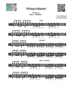 Mixing Rudiments - Exercise 7