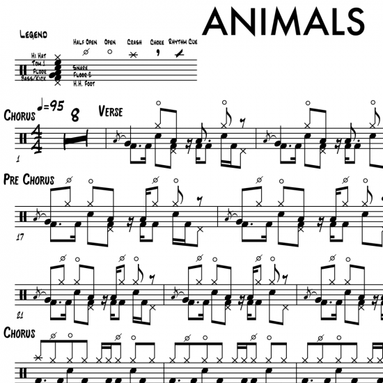 Animals - Maroon 5