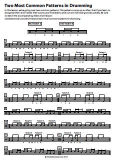 Two Common Patterns - PDF