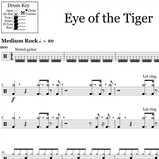 Eye of the Tiger – Survivor