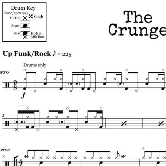 The Crunge – Led Zeppelin