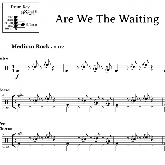 Are We The Waiting – Green Day
