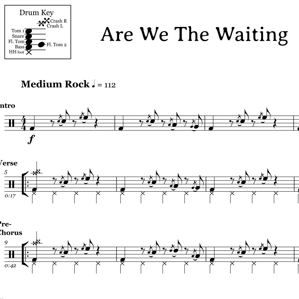 Are We The Waiting - Green Day