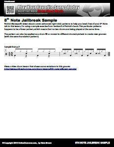 8th Note Jailbreak Sample PDF