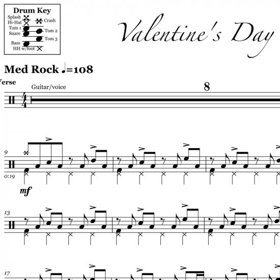 Valentine's Day – Linkin Park