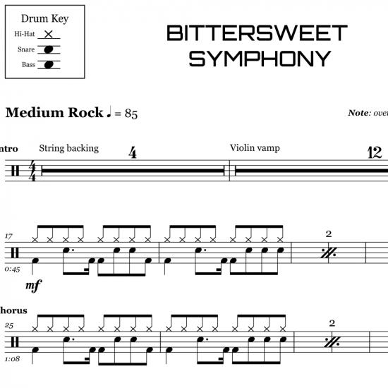 Bitter Sweet Symphony – The Verve