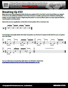 Breaking Up #33 - PDF