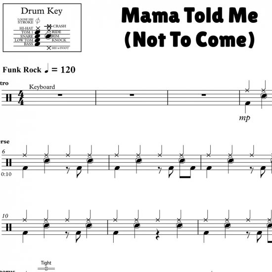 Mama Told Me (Not To Come) – Three Dog Night