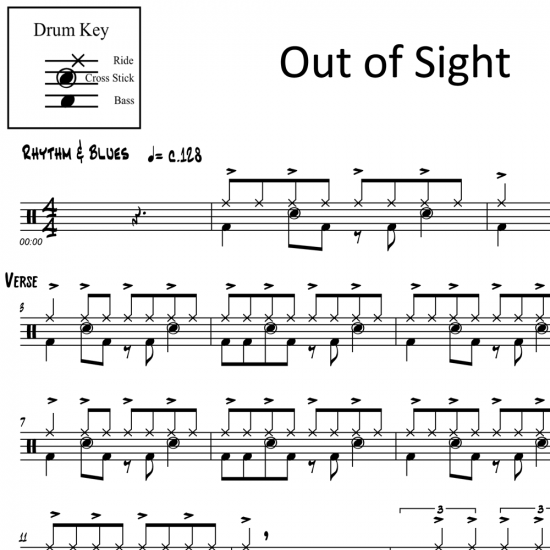 Out of Sight - James Brown