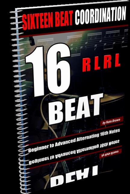 Sixteen Beat Coordination – Ebook