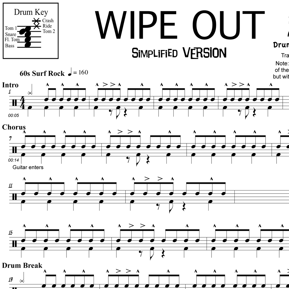 Wipe Out - Simplified